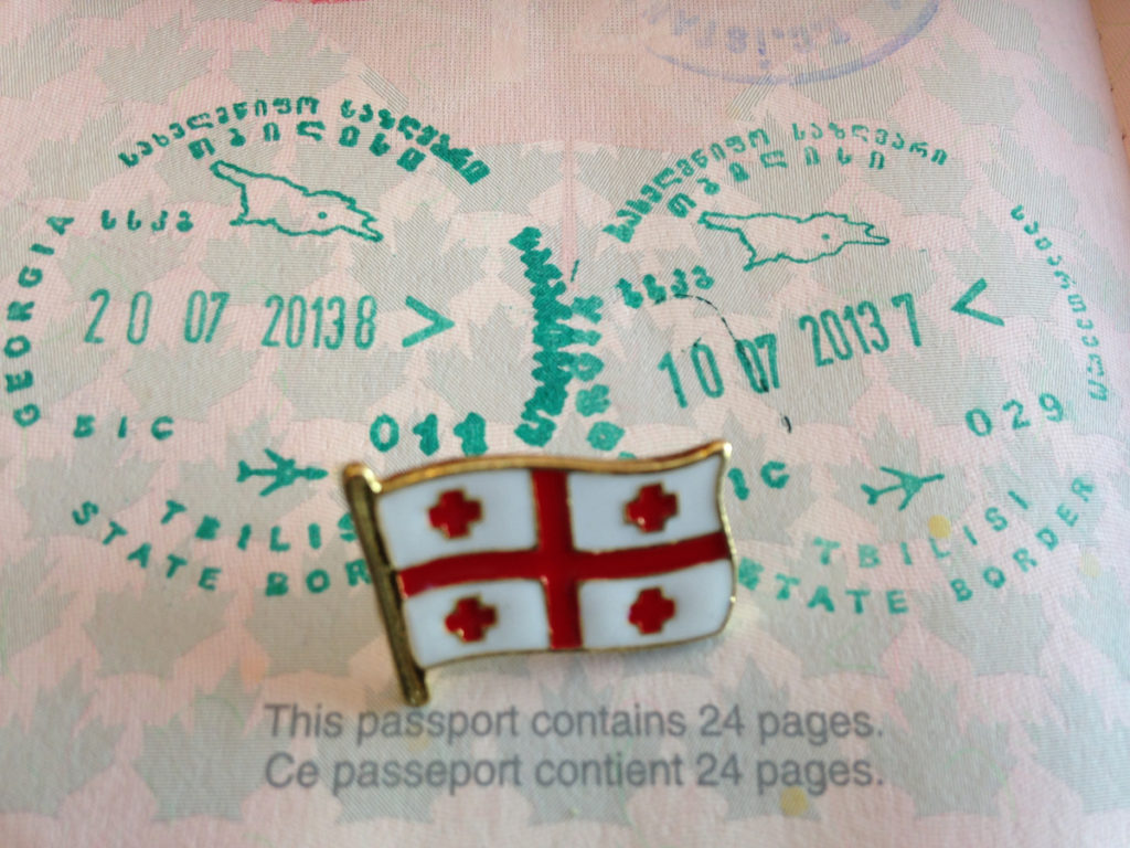Нужна виза в грузию для россиян 2018