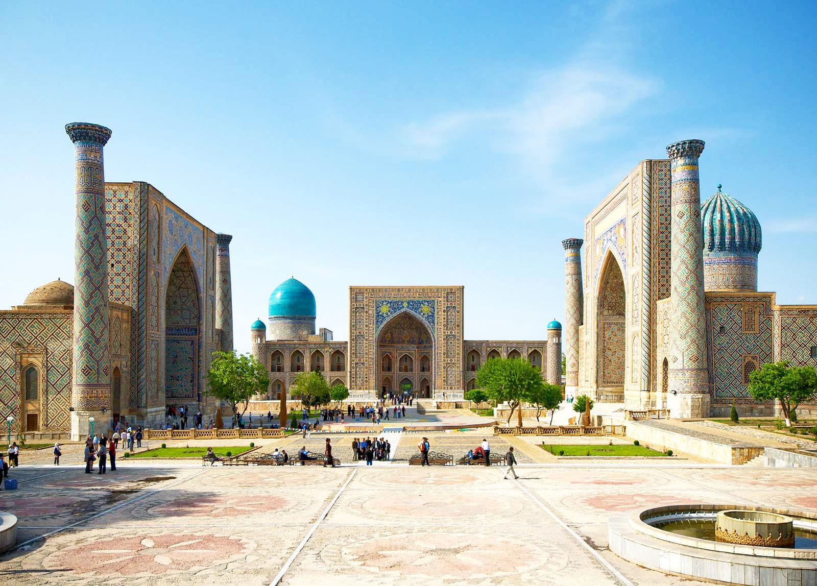 Полезная информация для поездки в Узбекистан