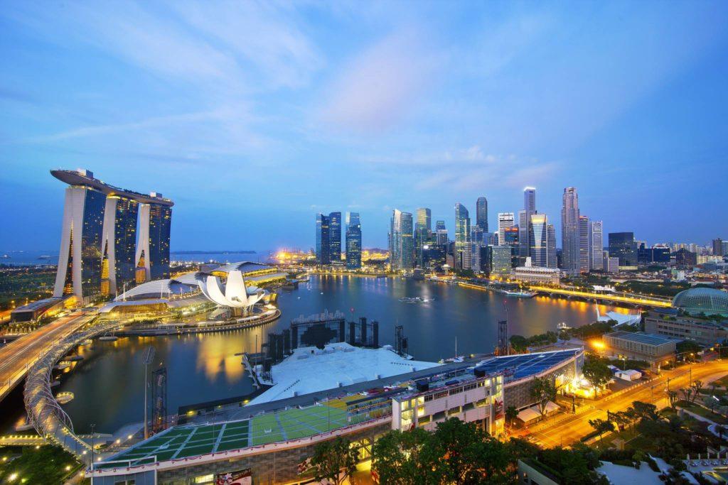Оформление визы в сингапур самостоятельно