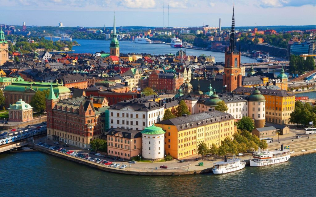 Какая виза нужна для въезда в Швецию в 2019 году