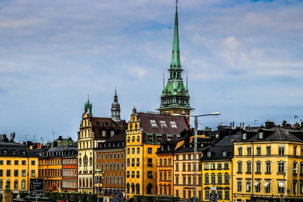 Жизнь эмигрантов в швеции