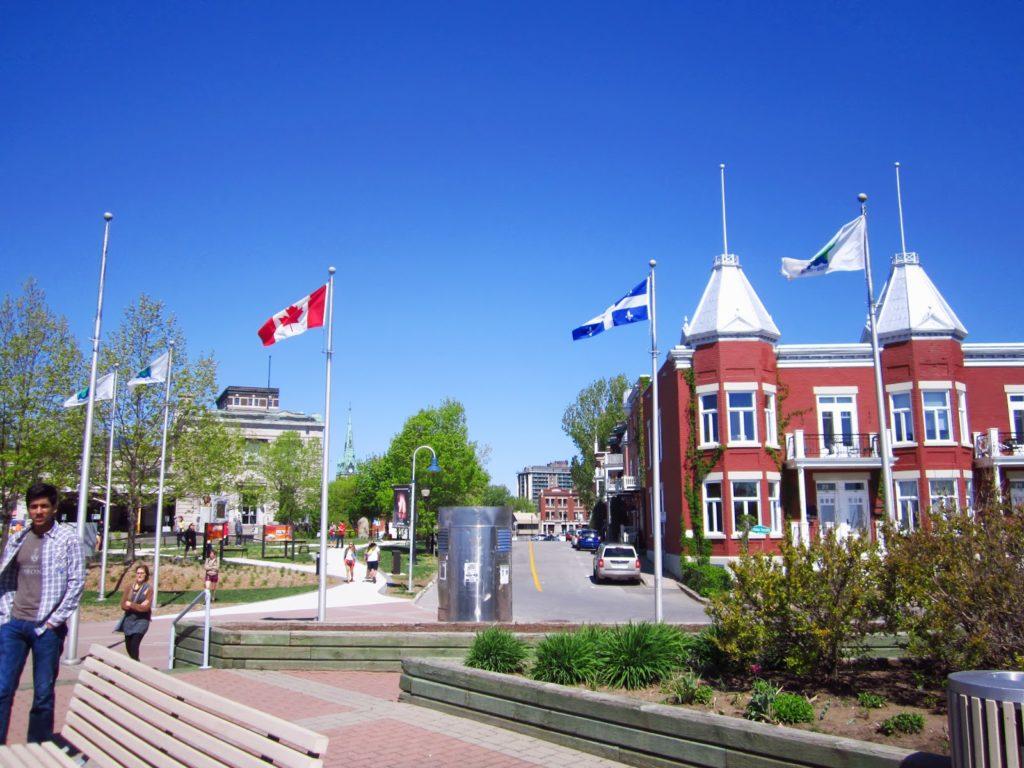 Иммиграция в Квебек