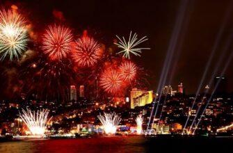 Турция на Новый год 2021