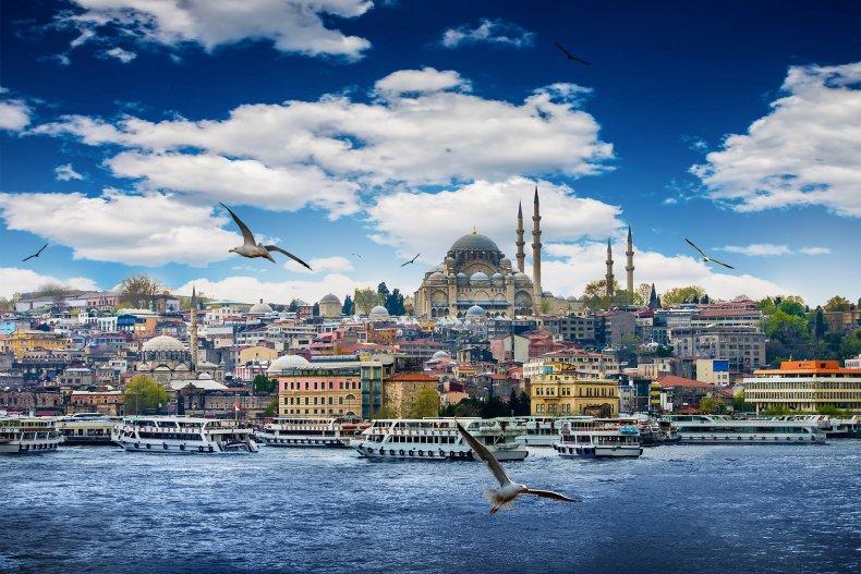 ТОП-10 недорогих отелей Стамбула