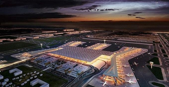 как добраться до нового аэропорта Стамбула