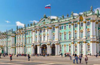 замки и дворцы России