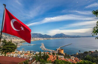Турции в феврале в 2021 году