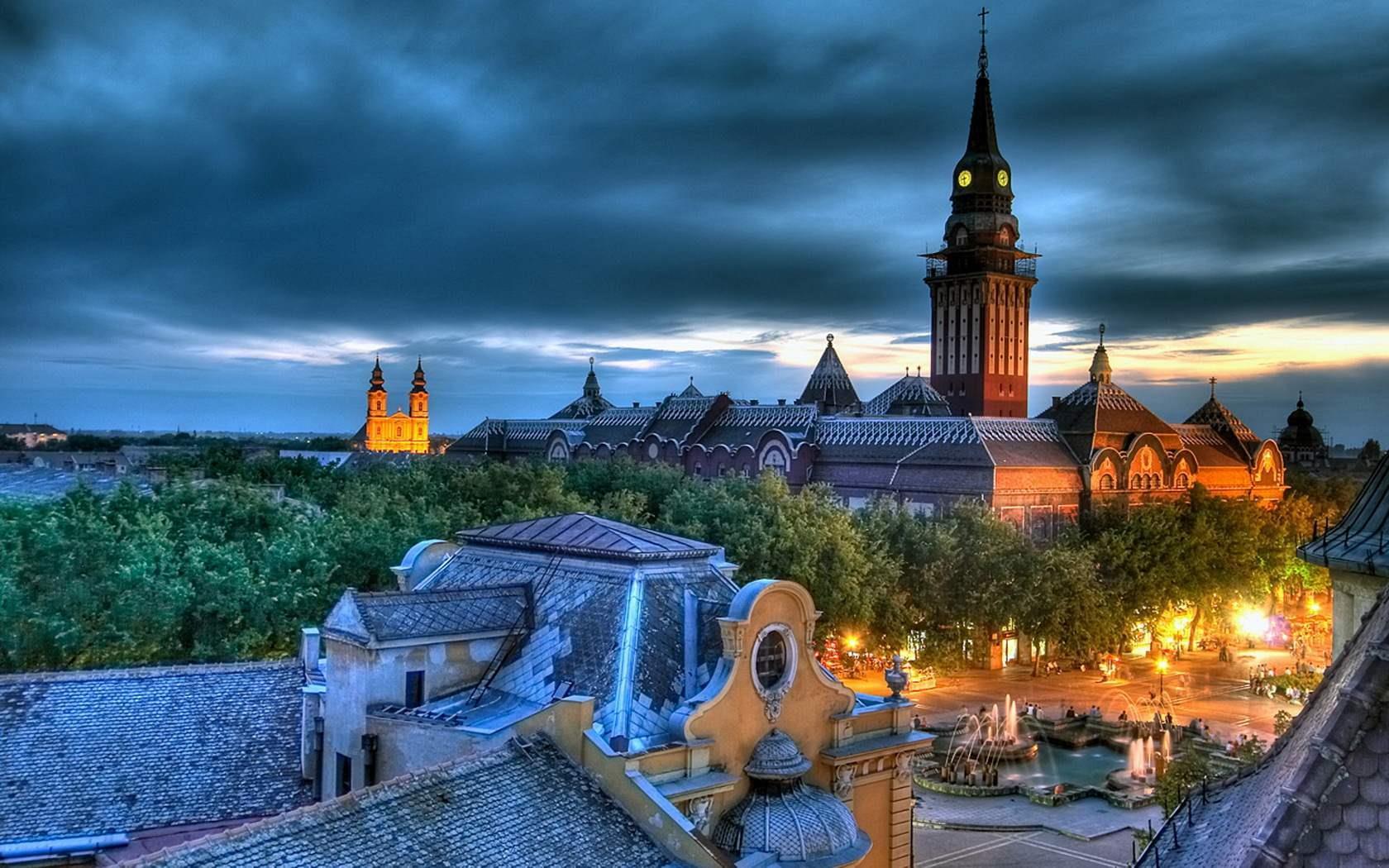 отдых в Сербии 2021