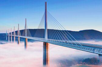 длинные и высокие мосты мира