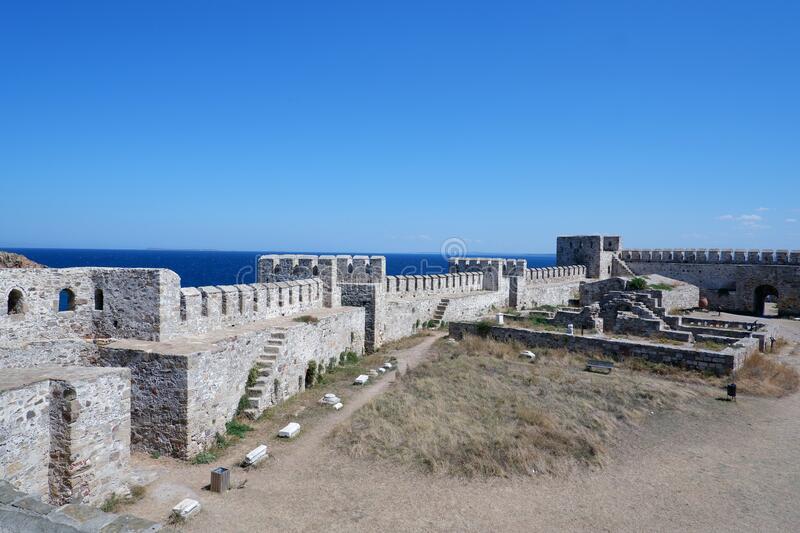 самые древние крепости Турции